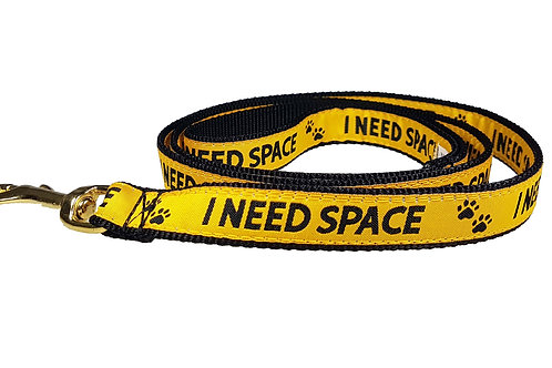 19mm Wide I Need Space Lead