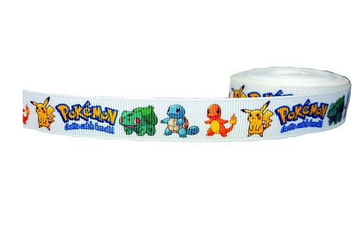 19mm Wide Pokemon Double Ended Lead