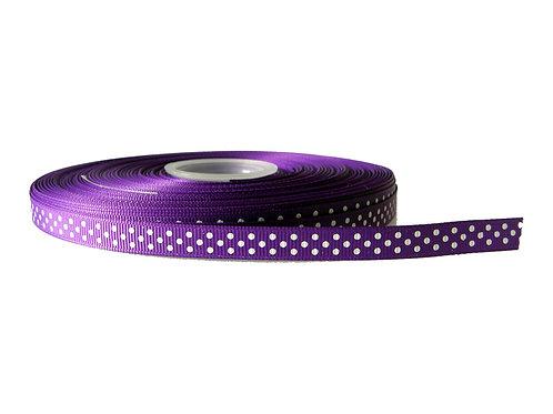 12.7mm Wide Purple Dot Double Ended Lead