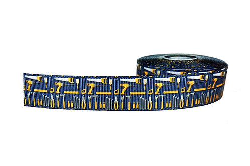 25mm Wide Builders Tools Dog Collar