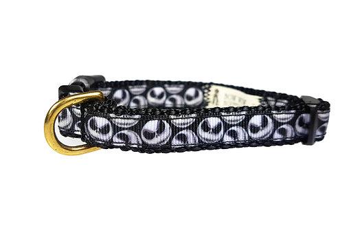 12.7mm Wide Jack Skellington Collar