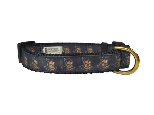 19mm Wide Knights Dog Collar
