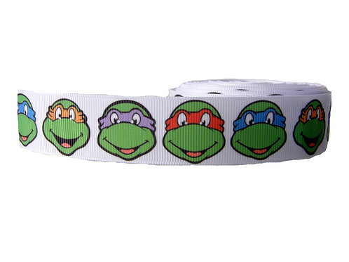 25mm Wide Teenage Mutant Ninja Turtles V2 Martingale Collar