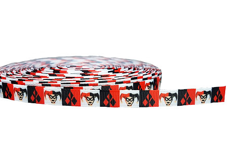 12.7mm Wide Harley Quinn Double Ended Lead