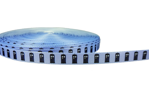 12.7mm Wide Tardis Double Ended Lead