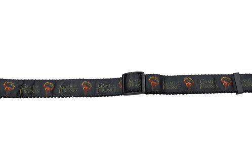 25mm Wide Game of Thrones Dog Collar