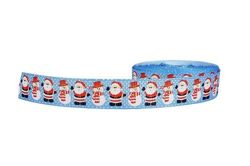 19mm Wide Santa Martingale Collar
