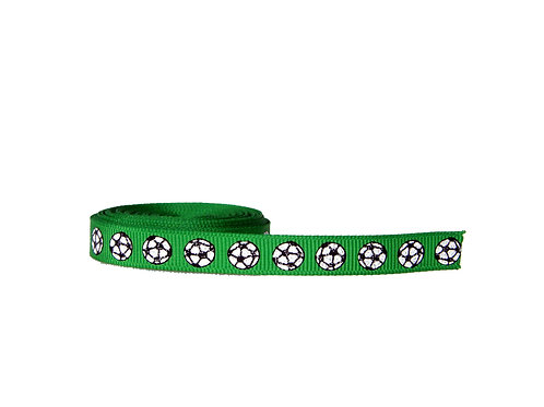 12.7mm Wide Soccer Balls Double Ended Lead
