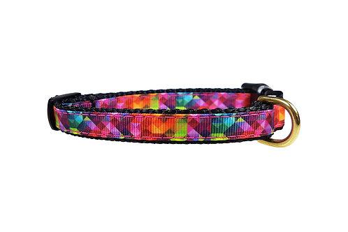 12.7mm Wide Kaleidoscope Collar