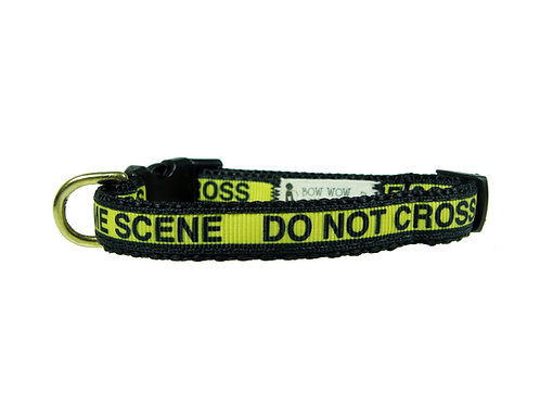 12.7mm Wide Crime Scene Collar
