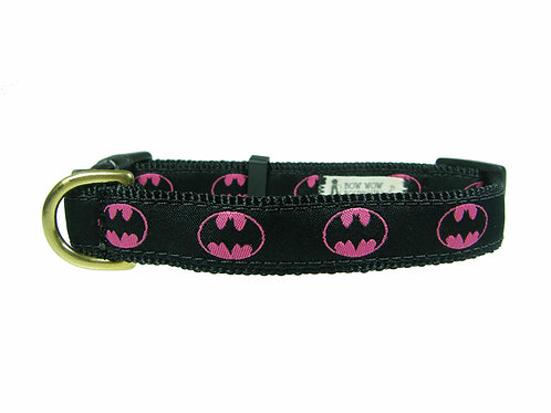 19mm Wide Batgirl Collar