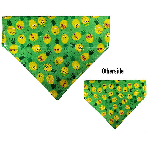 Large Pineapples Bandana