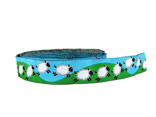 19mm Wide Sheep Double Ended Lead