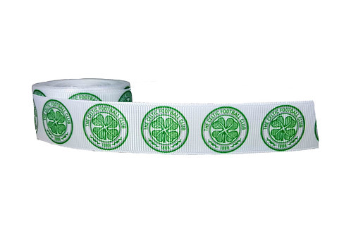 25mm Wide Celtic FC Dog Collar