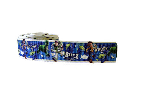 25mm Wide Toy Story Martingale Collar
