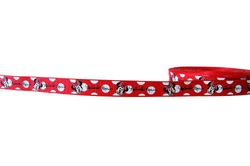 12.7mm Wide Minnie Double Ended Lead