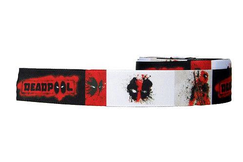 25mm Wide Deadpool Stylized Lead