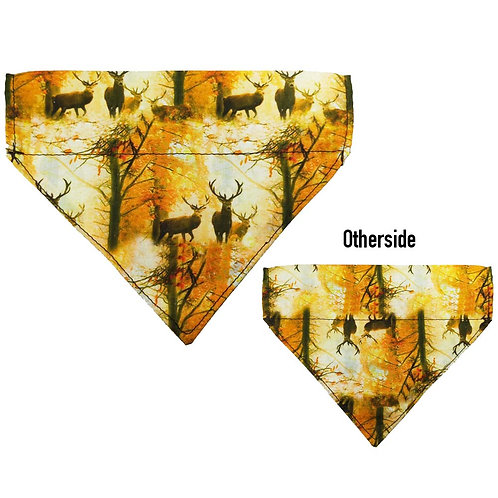Medium Deer Bandana