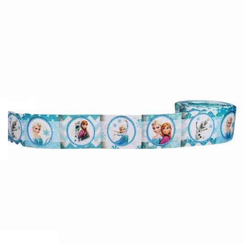 25mm Wide Frozen Dog Collar