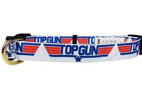 25mm Wide Top Gun Dog Collar