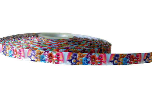 12.7mm Wide Carebears Double Ended Lead
