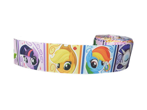 38mm Wide My Little Pony Dog Collar