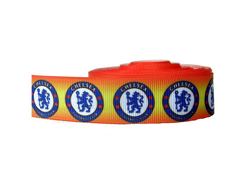 25mm Wide Chelsea FC Martingale Collar