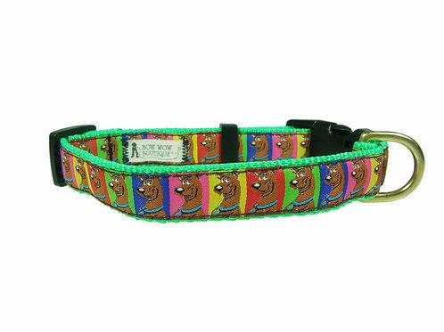 19mm Wide Scooby Doo Collar