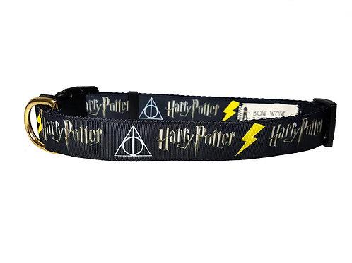 25mm Wide Harry Potter Dog Collar