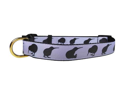 25mm Wide Kiwi Dog Collar