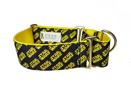 38mm Wide Star Wars Martingale Dog Collar