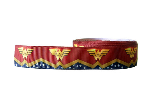 25mm Wide Wonder Woman Double Ended Lead
