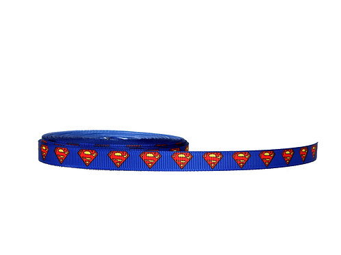 12.7mm Wide Superman Double Ended Lead