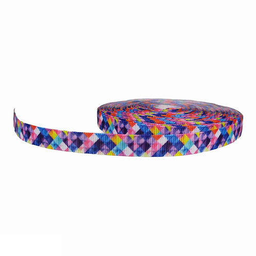 12.7mm Wide Kaleidoscope V2 Double Ended Lead