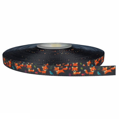 12.7mm Wide For Fox Sake Double Ended Lead