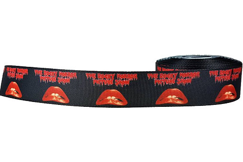 25mm Wide Rocky Horror Martingale Collar