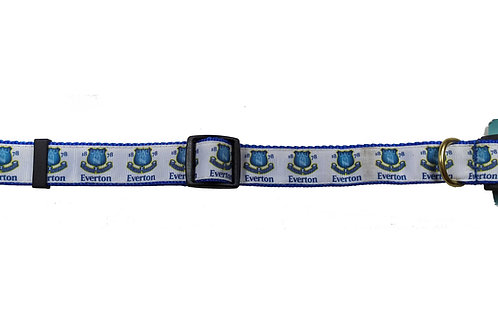 25mm Wide Everton Dog Collar
