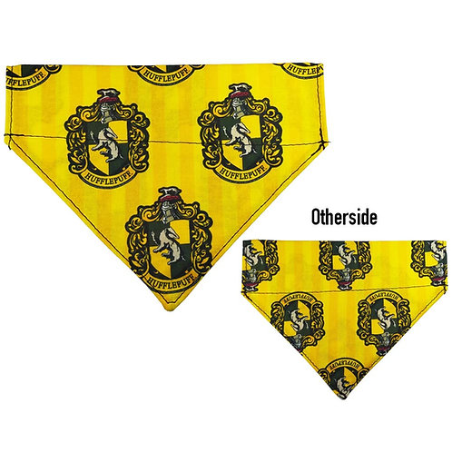 Medium Hufflepuff Bandana