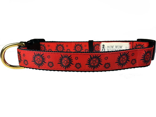 25mm Wide Supernatural Anti-Possession Dog Collar