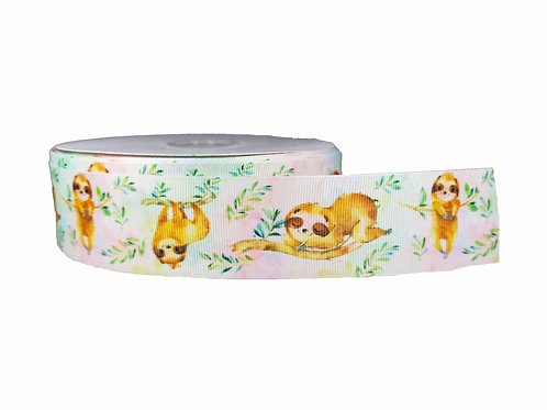 38mm Wide Sloths Martingale Collar