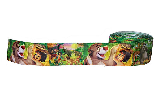 25mm Wide The Jungle Book Dog Collar