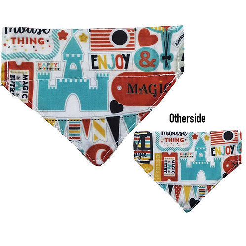 Small Disneyland Bandana