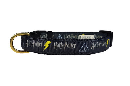 19mm Wide Harry Potter Collar