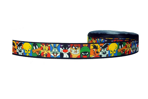 19mm Wide Looney Tunes Double Ended Lead