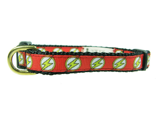 12.7mm Wide The Flash Collar