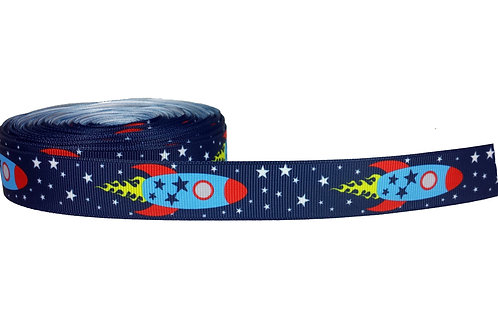 25mm Wide Rockets Martingale Collar