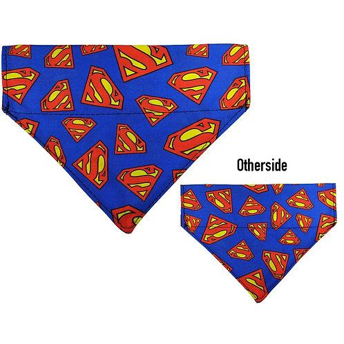 Medium Superman Bandana
