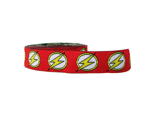19mm Wide The Flash Martingale Collar