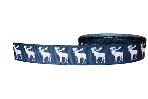 25mm Wide Moose Martingale Collar