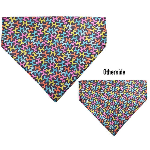 Large Balloon Animals Bandana